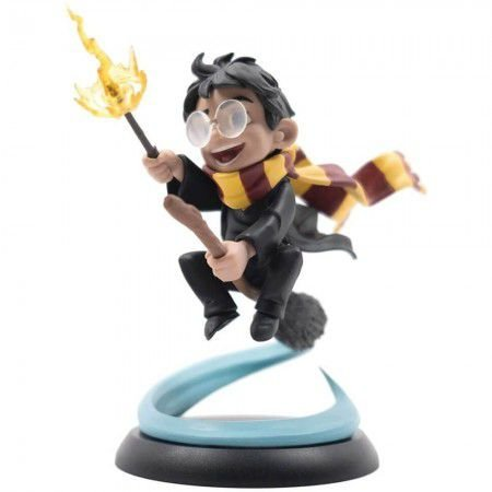 FIGURA QFIG HARRY POTTER HARRY POTTER FIRST FLIGHT
