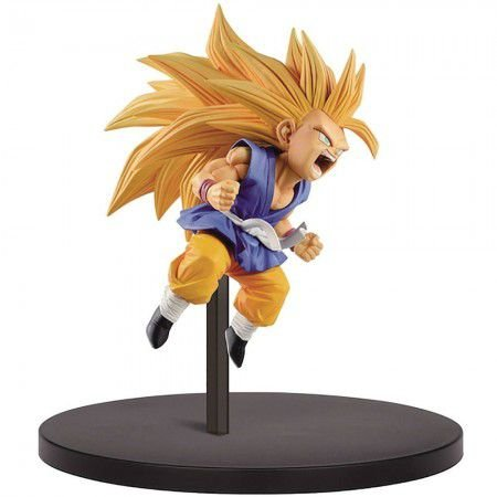 FIGURA BANPRESTO DRAGON BALL SUPER SON GOKU SS3 FES
