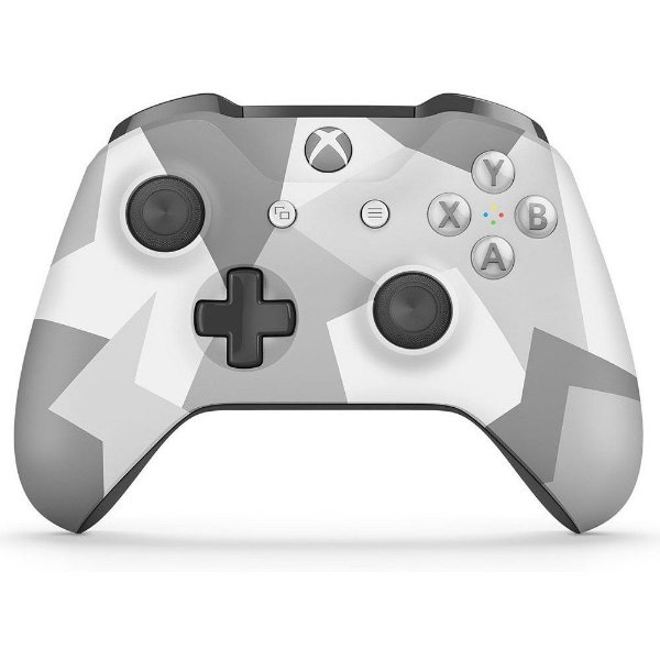 CONTROLE XBOX ONE S WINTER FORCES