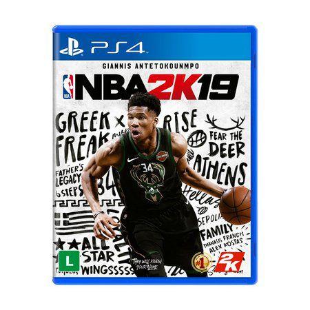 NBA 2K19 - PS4 USADO