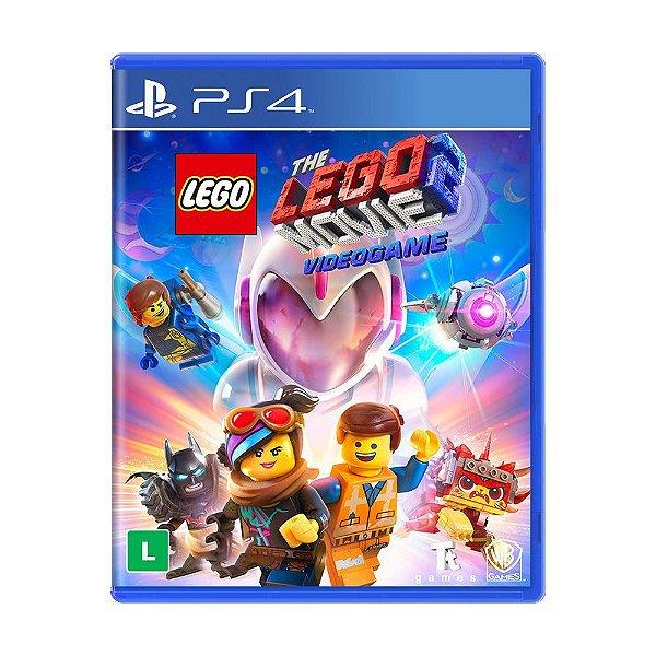 LEGO UMA AVENTURA LEGO 2 PS4 USADO