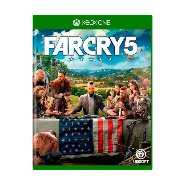 FAR CRY 5 XONE USADO