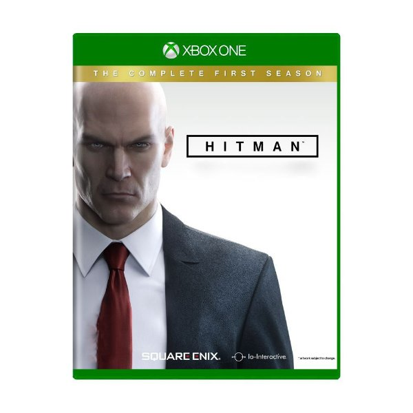 HITMAN XBOX ONE USADO