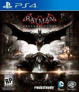 BATMAN ARKHAM KNIGHT PS4 USADO (AMERICANO EM INGLÊS)