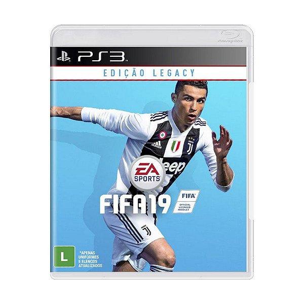 FIFA 19 PS3 USADO