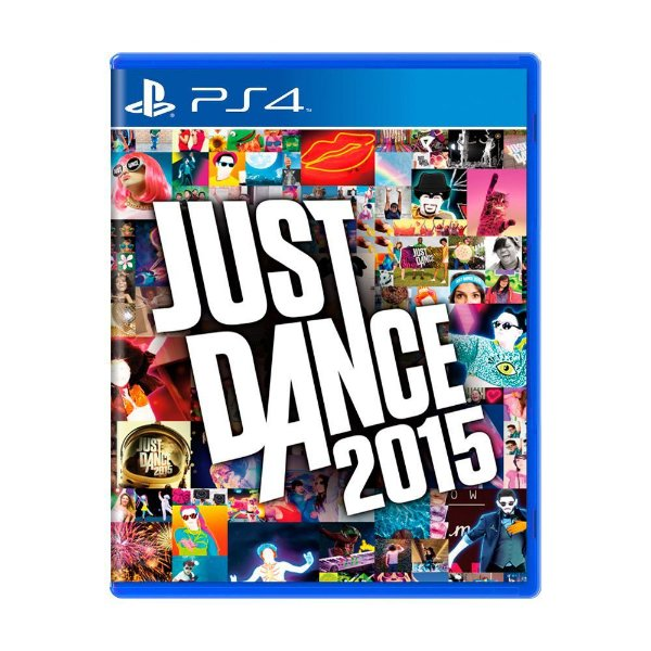 JUST DANCE 2015 PS4 USADO