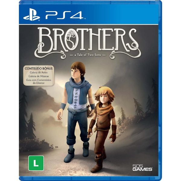 BROTHERS A TALE OF TWO SONS PS4 USADO