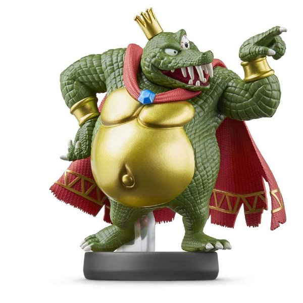 AMIIBO KING K.ROLL
