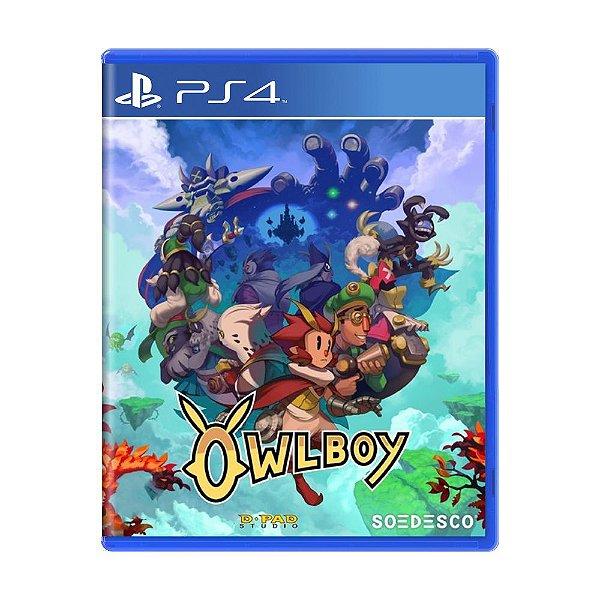 OWLBOY PS4