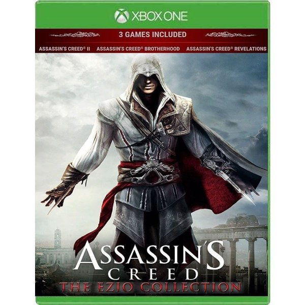 ASSASSINS CREED EZIO COLLECTION XBOX ONE USADO