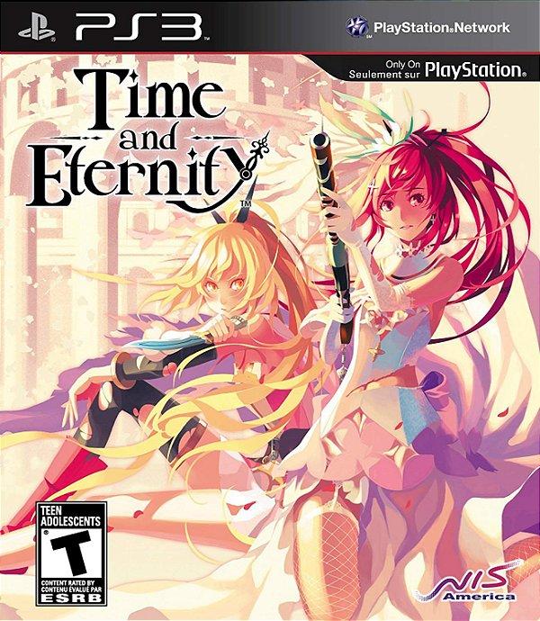 TIME AND ETERNITY PS3 USADO