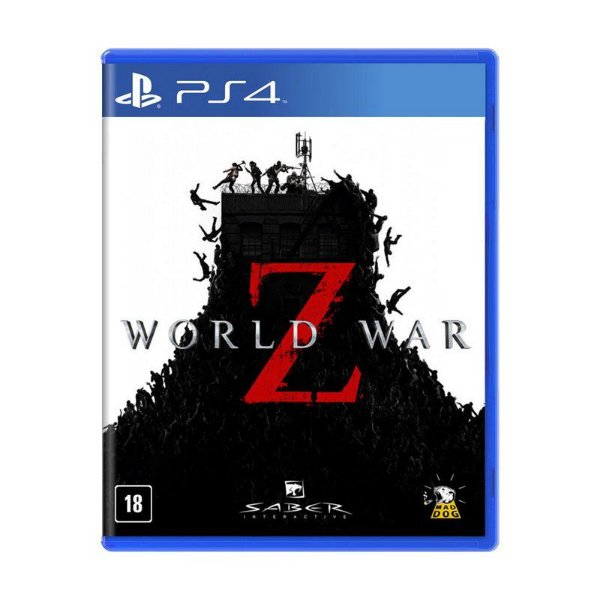 WORLD WAR Z PS4 USADO