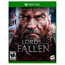 LORDS OF THE FALLEN XBOX ONE USADO