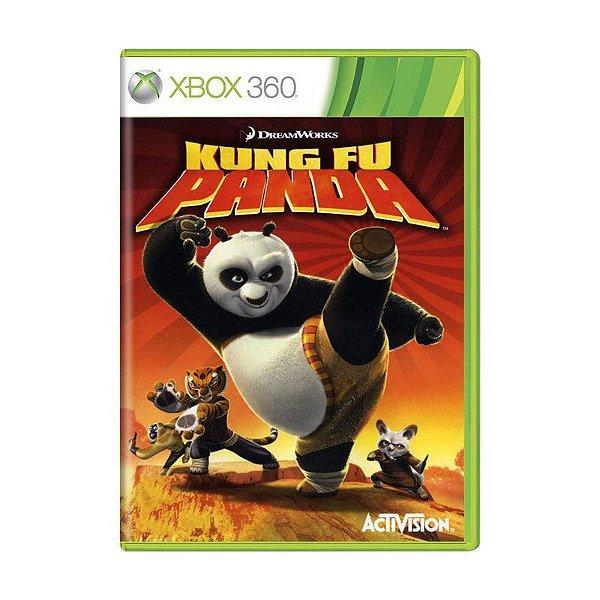 KUNG FU PANDA XBOX 360 USADO
