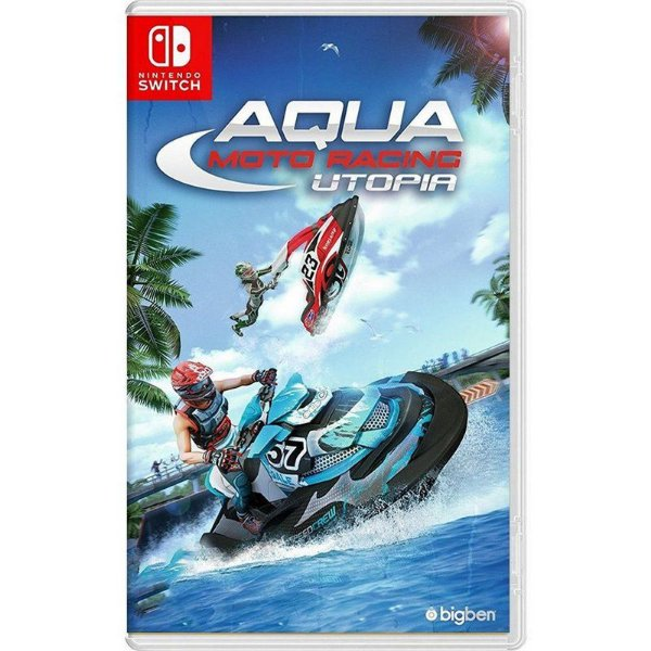 AQUA MOTO RACING: UTOPIA - SWITCH