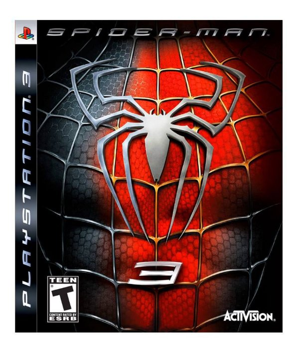 SPIDER-MAN 3 PS3 USADO