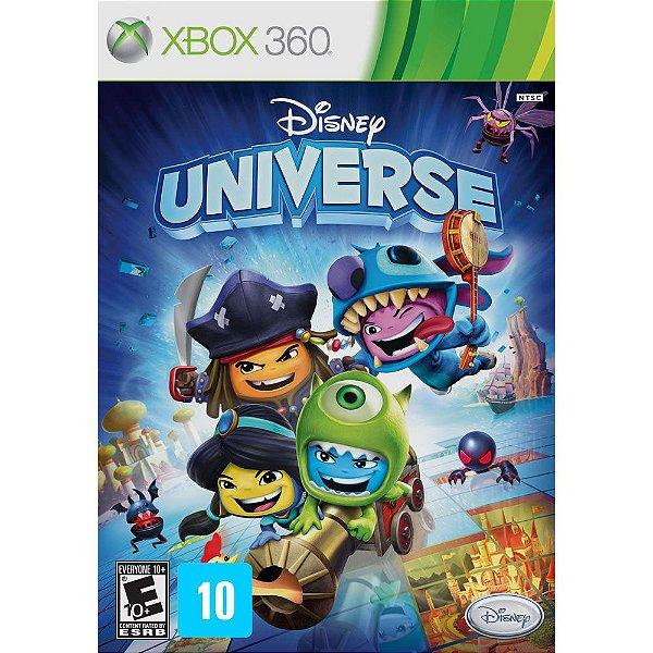 DISNEY UNIVERSE X360 USADO