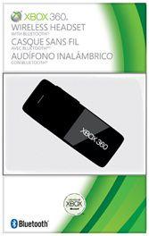 HEADSET BLUETOOTH XBOX 360 USADO