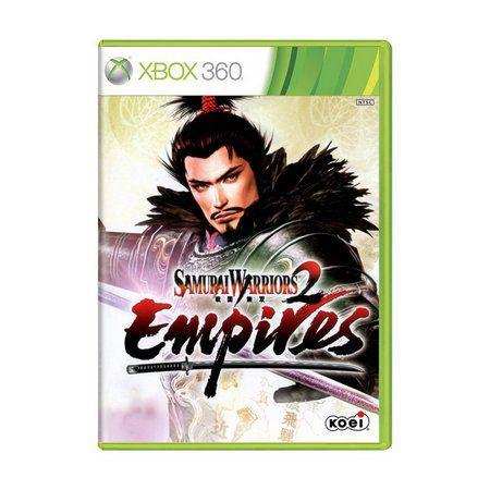 SAMURAI WARRIORS 2 EMPIRES XBOX 360 USADO