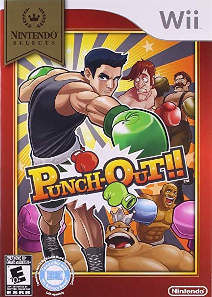 PUNCHOUT - WII