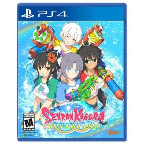 SENRAN KAGURA PEACH BEACH SPLASH - PS4