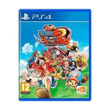 ONE PIECE UNLIMITED WORLD RED DELUXE EDITION - PS4