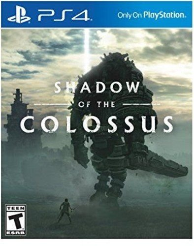 SHADOW OF THE COLOSSUS PS4 USADO (ENVELOPE)