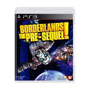 BORDERLANDS THE PRE SEQUEL PS3 USADO
