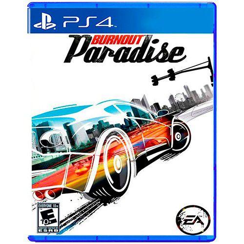 BURNOUT PARADISE PS4 USADO