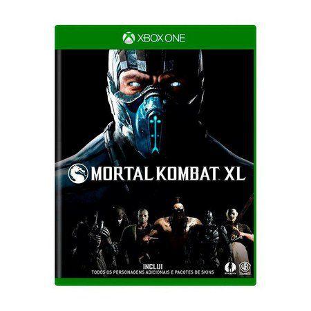 MORTAL KOMBAT XL XBOX ONE USADO