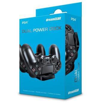 DUAL POWER DOCK PS4 DREAMGEAR DGPS4-6432
