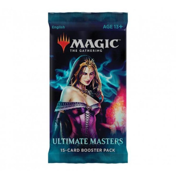 MTG ULTIMATE MASTERS BOOSTER