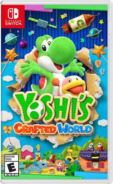 YOSHI'S CRAFTED WORLD SWITCH