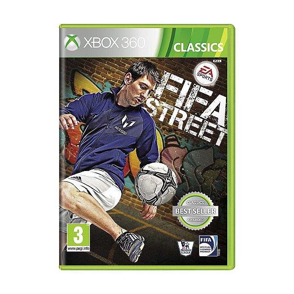 FIFA STREET X360 USADO