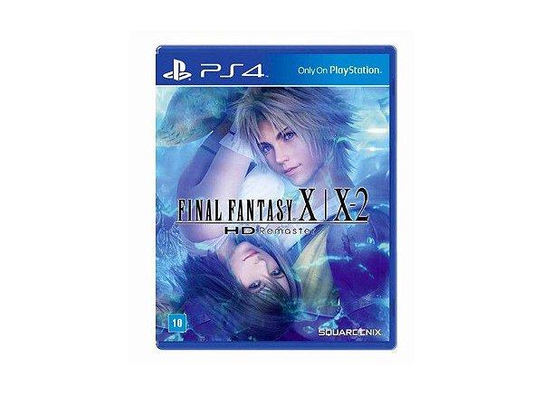 FINAL FANTASY X/X-2 HD PS4 USADO