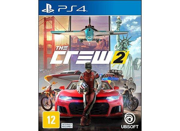 THE CREW 2 PS4 USADO