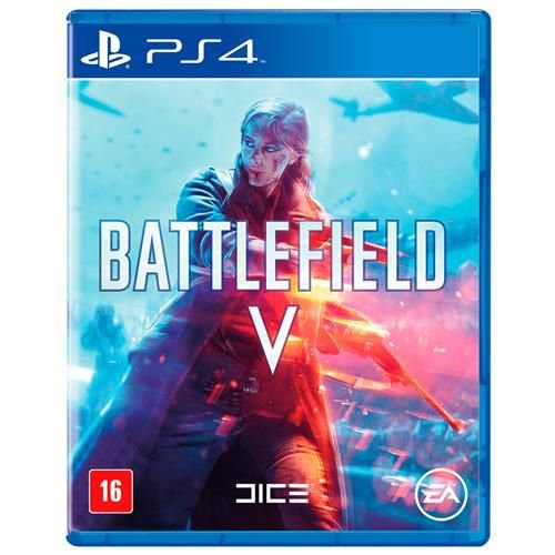 BATTLEFIELD V PS4 USADO