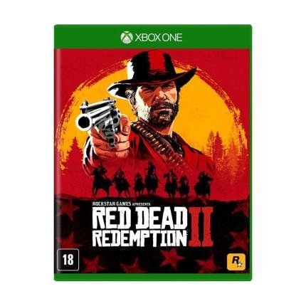 RED DEAD REDEMPTION 2 - XB1 USADO