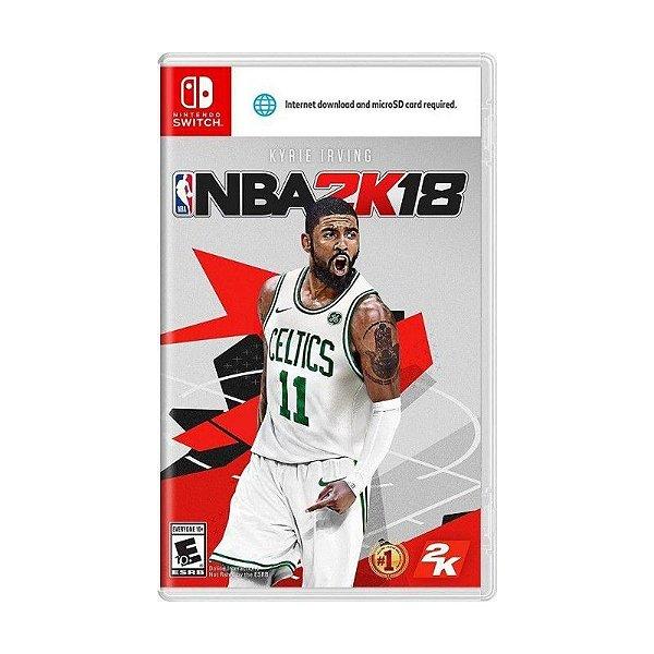 NBA 2K18 SWITCH USADO
