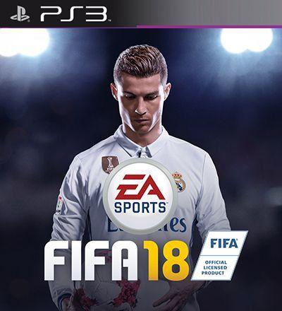 FIFA 18 PS3 USADO