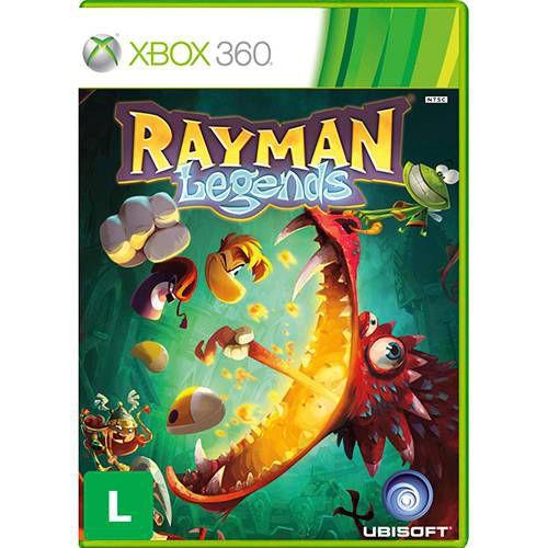 RAYMAN LEGENDS X360 USADO