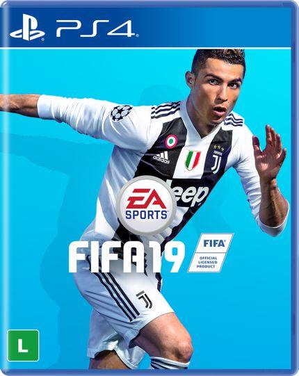 FIFA 19 PS4 BR