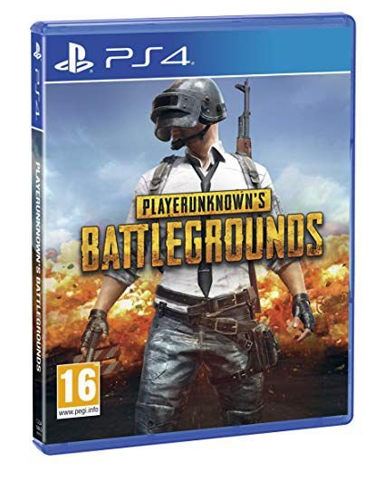 PLAYERUNKNOW'S BATTLEGROUNDS PS4 USADO
