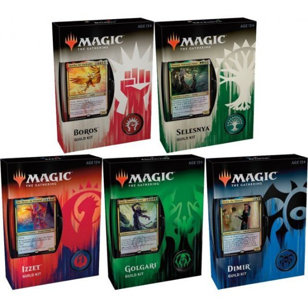 MTG GUILDS OF RAVNICA GUILD KIT 05UN