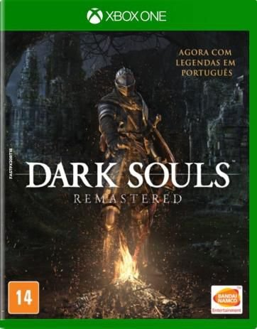 DARK SOULS: REMASTERED - BLU RAY - XBOX ONE