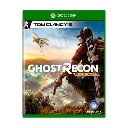 TOM CLANCY'S GHOST RECON WILDLANDS XBOX ONE USADO