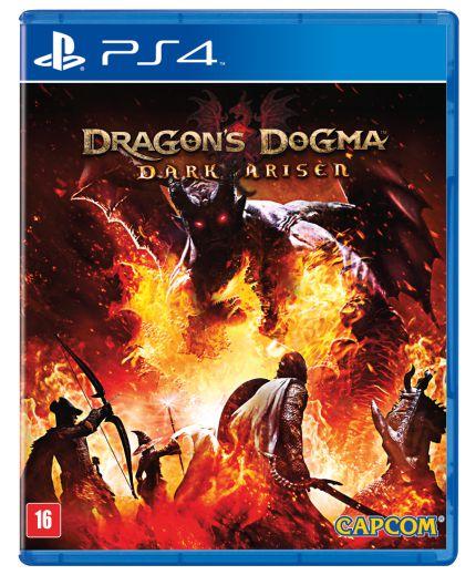 DRAGON'S DOGMA DARK ARISEN REMASTER PS4