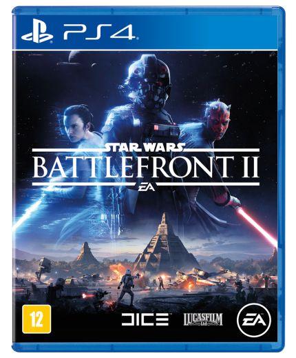 STAR WARS BATTLEFRONT 2 PS4 USADO