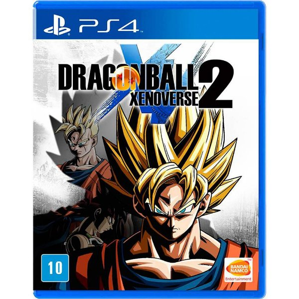 DRAGON BALL XENOVERSE 2 PS4 USADO