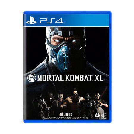 MORTAL KOMBAT XL PS4 USADO